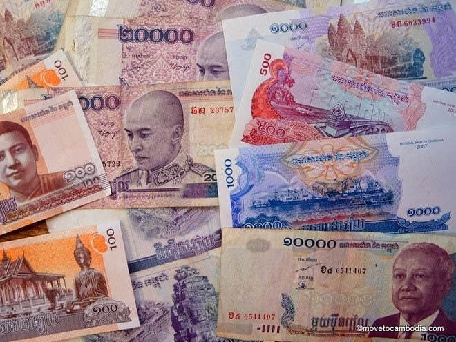cambodian money