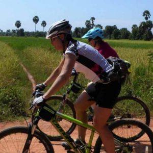 Cambodian Cycling Tours