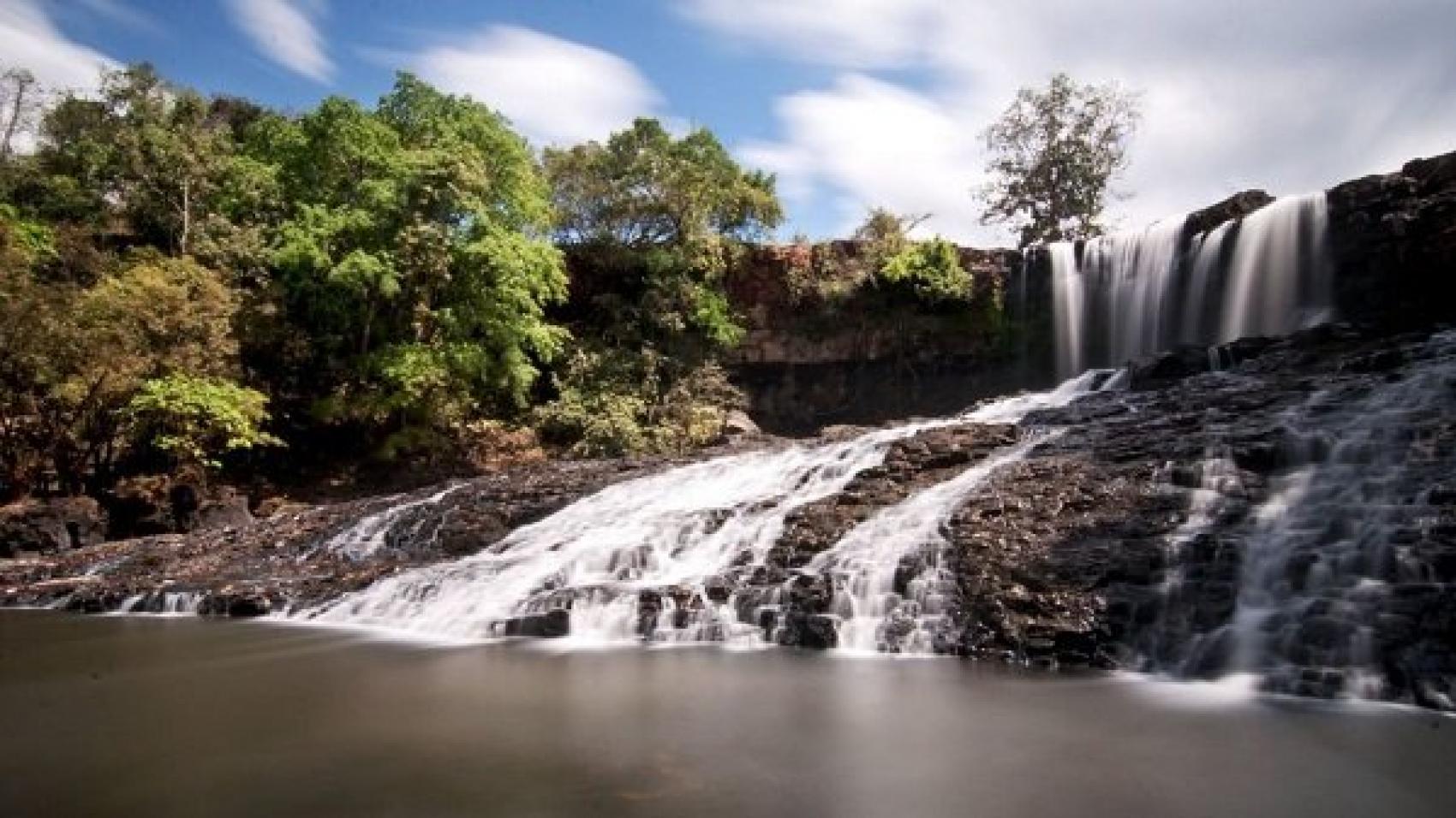 Mondulkiri Water Falls