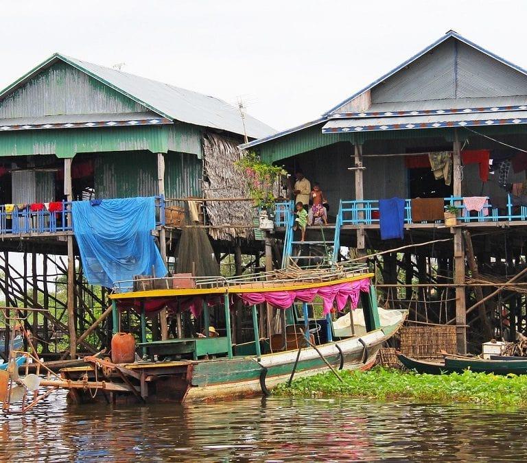 kompong phluk kompong floating village