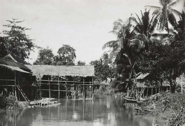 Siem Reap River 1948
