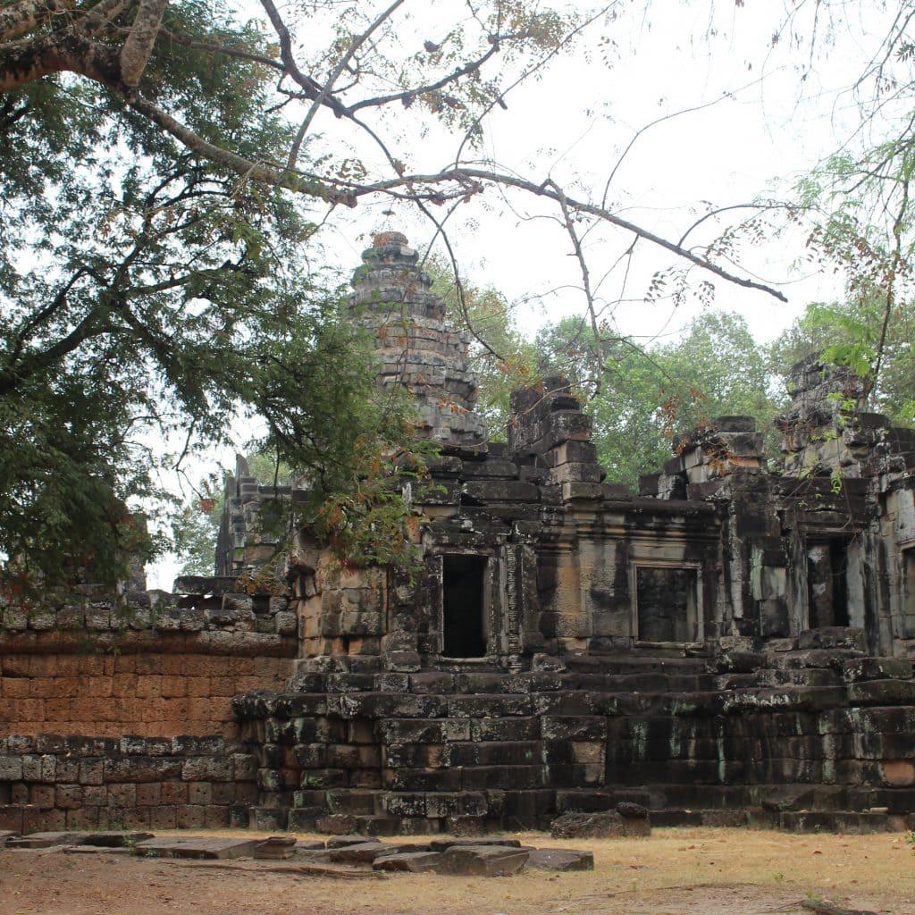 Wat Athvea Khmer Empire