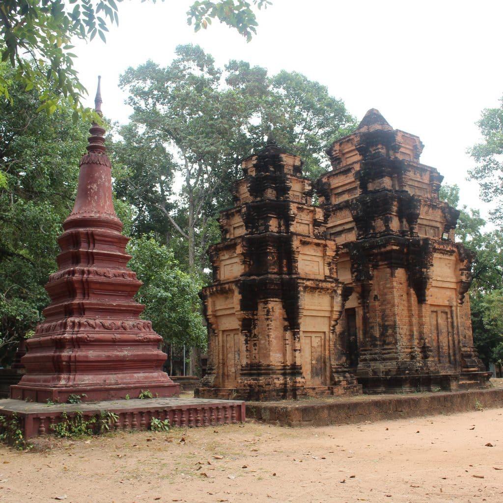 Khmer Empire Prasats Siem Reap