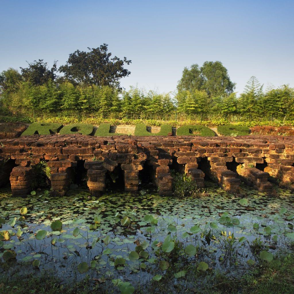 Khmer Empire Bridge Phokeethra Golf Club