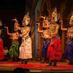 apsara dancing cambodia