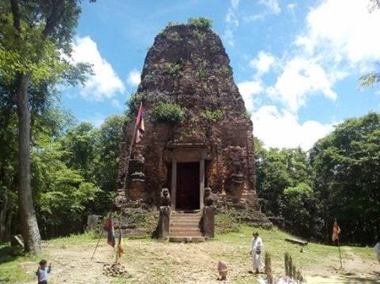 chenla temple
