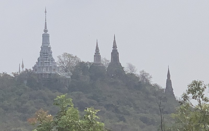 oudong cambodia