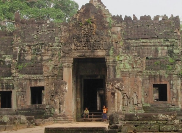 Kampong thom cambodia
