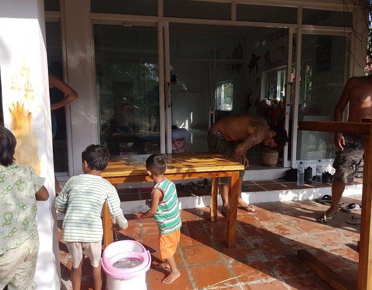 volunteer in cambodia medical volunteer
