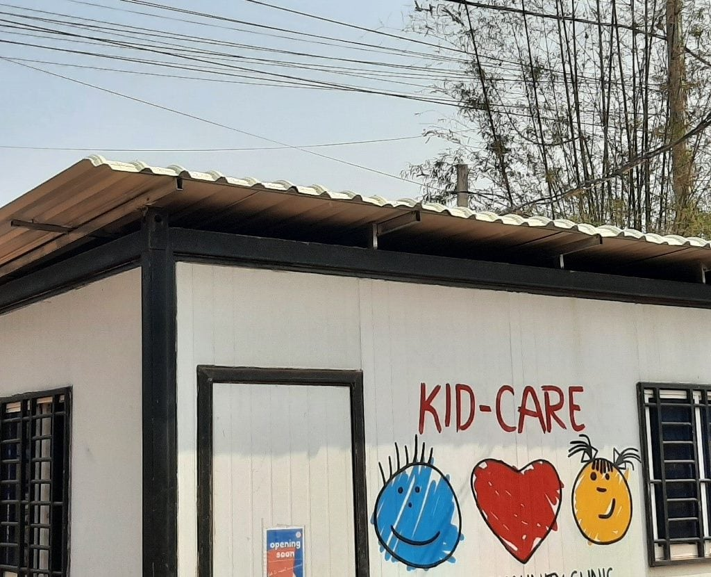 kidcare outreach centre in siem reap cambodia