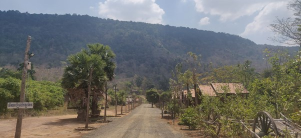 Tbeng MeanChey Mountains