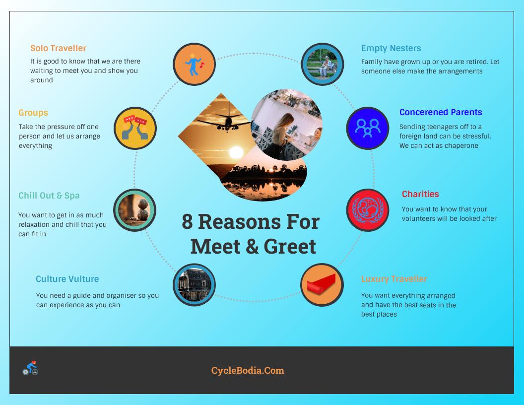 meet and greet in siem reap