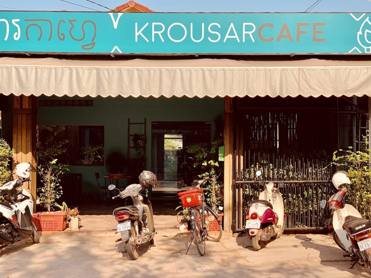 Krousar Cafe siem reap