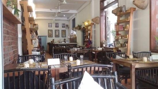 New Leaf Cafe siem reap