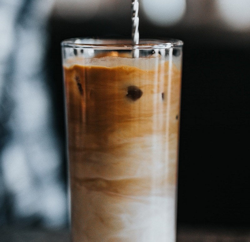 iced cambodian coffee