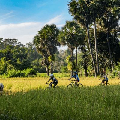 cycling in cambodia